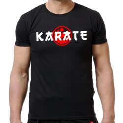 Karate organic cotton t-shirt