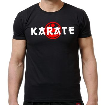 Karate organic cotton t-shirt