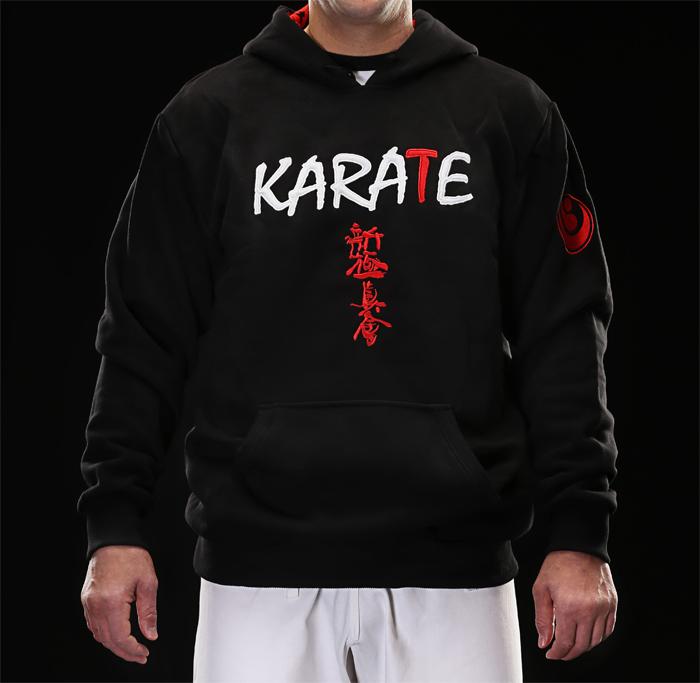 Shinkyokushin hoodie