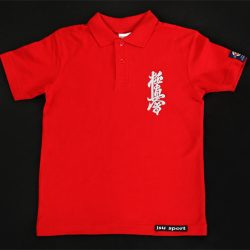 red polo kyoksuhin t-shirt