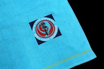 Shinkyokushin beach towel