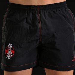 Black kyokushin shorts