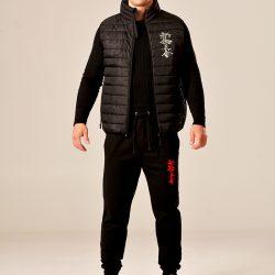 shinkyokushin winter sleeveless jacket
