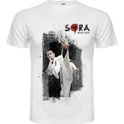 Valeri Dimitrov White t-shirt