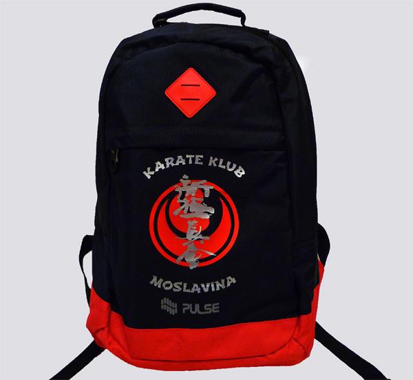 backpack karate