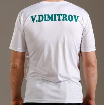 Team karate t-shirt