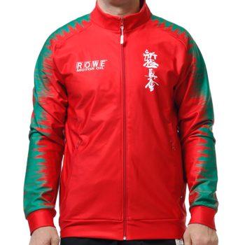 Rowe karate hoodie