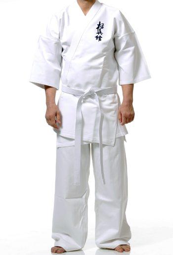 Kyokushinkan karate gi