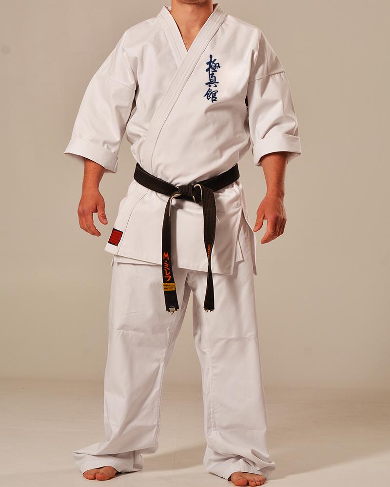 full contact kyokushinkan karate gi