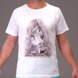 Valeri Dimitrov do mawashi t-shirt