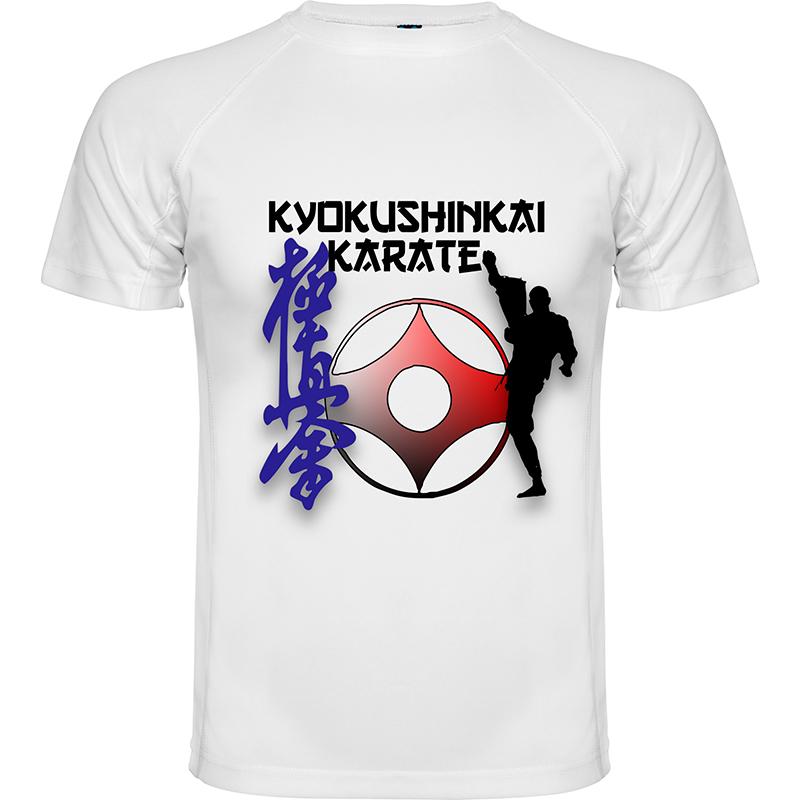 Kyokushin karate t-shirt