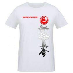 White kokoro t-shirt