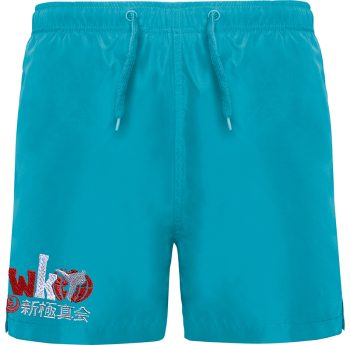 Karate swimming shorts