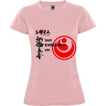 Shinkyokushin Ladies t-shirt