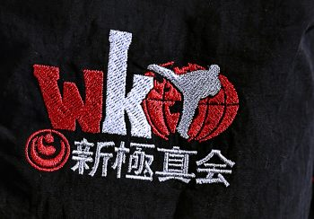 WKO embroidery