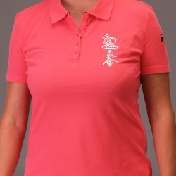 Shinkyokushin ladies polo t-shirt