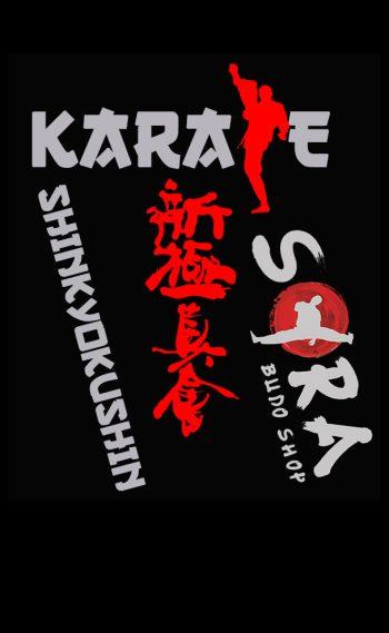 Shinkyokushin karate snood