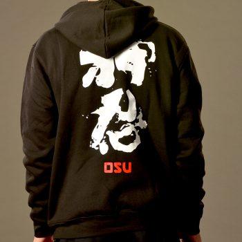 shinkyokushin karate hoodie