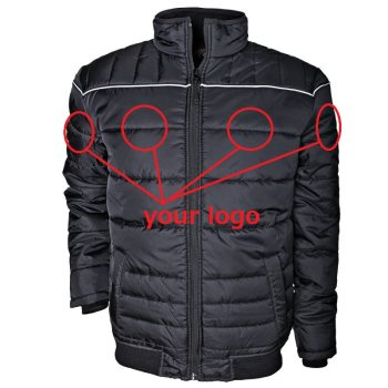 karate winter jacket
