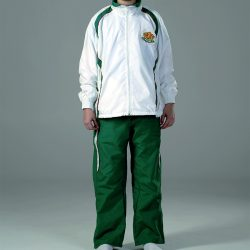 karate team tracksuit