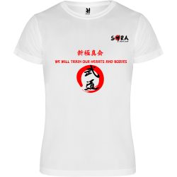karate dojo kun t-shirt