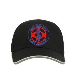 black karate kyokushin cap