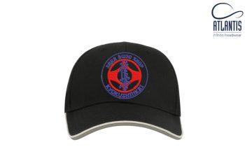 black karate kyokushin cap