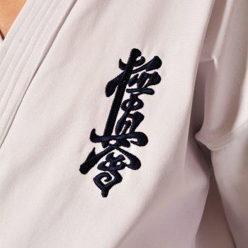 Superior kyokushin karate gi