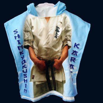 karate kid poncho shinkyokushin